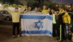 """אילולא אוהדי בית""""ר שנכחו במשחק עם דגלי ישראל היינו יכולים לחשוב שמדובר במשחק ליגה במדינה ערבית"""