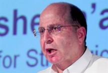 יעלון: האם ארגונים ערביים השואפים להשמדתה של ישראל כבר הוצאו אל מחוץ לחוק?