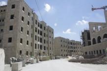 במקום לבנות ליהודים בונים לערבים: העיר רוואבי בבנייה