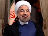 """""""גישת החיוכים"""" נכון לעכשיו עובדת (נשיא איראן רוחאני)"""
