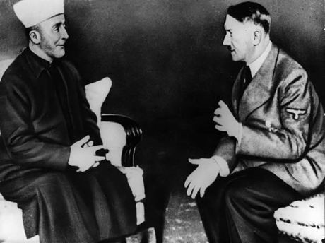 Mufti and Hitler2