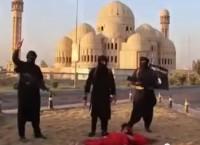 אנשי דאעש אחרי עוד הוצאה להורג בעיראק
