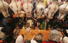 לא רק המוסלמים רוצים חתיכה מירושלים (נוצרים בירושלים)