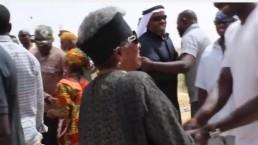 """בדואים, אמריקאים, וסודאנים: סולידריות בין פולשים אפריקאים במתקן """"חולות"""" שבנגב"""