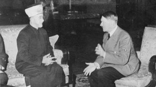 מי שכנע את מי? (אל חוסייני בפגישתו עם היטלר בברלין בשנת 1941)