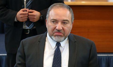 Avigdor Lieberman1