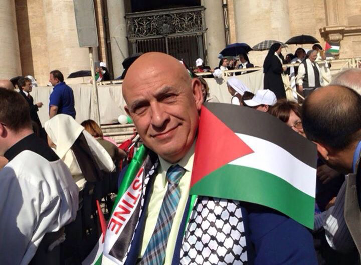 Basel Ghattas Arab Knesset member2