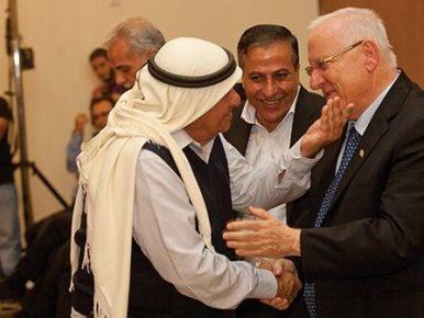 מדינה יהודית או רב תרבותית? (ריבלין עם חברים טובים)