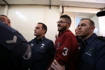 החשודים הערבים שנעצרו בחשד להצתה סמוך לירושלים משתחררים בחיוך